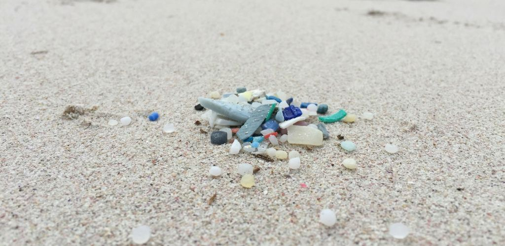 Arten von Mikroplastik