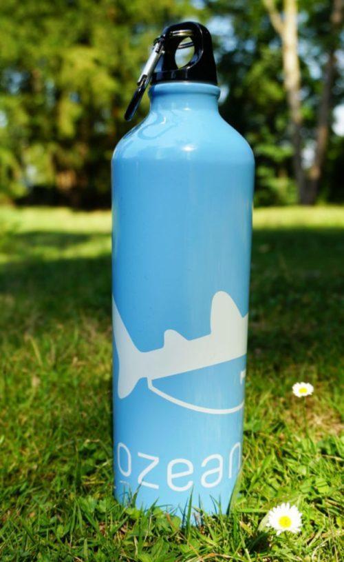 Wasserflasche aus Aluminium - 2