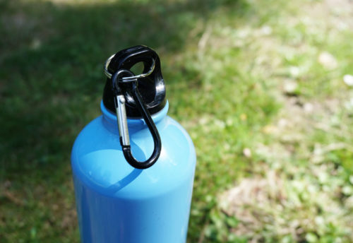Trinkflasche aus Aluminium - 1