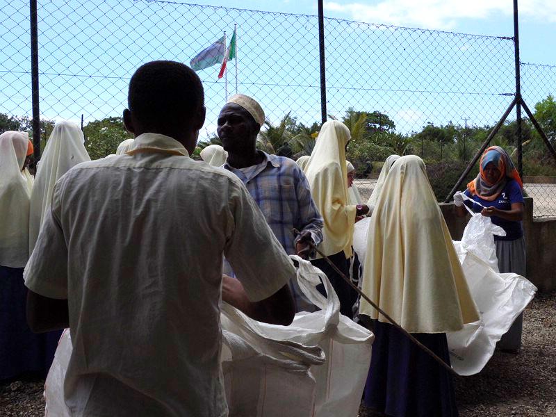 ozeankind cleanup Zanzibar