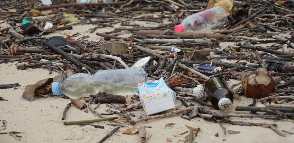 Plastikmüll in Asien