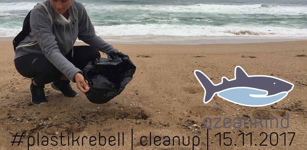 Ozeankind Plastikrebell CleanUp
