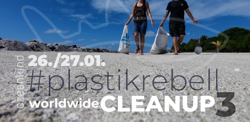 Plastikrebell CleanUp