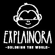 Explainora Logo