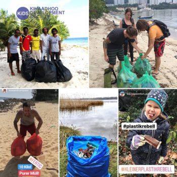 plastikrebell cleanup ozeankind