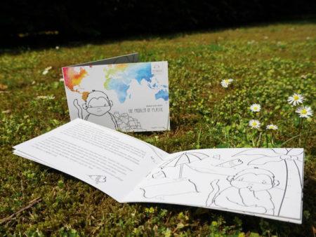 Plastikmüll Malbuch für Kinder - von Explainora