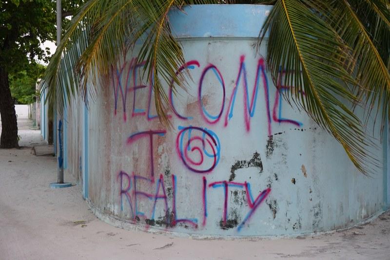 Willkommen in der Realität
