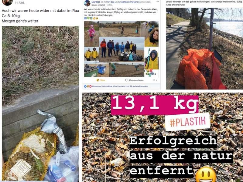 weltweites CleanUp Deutschland