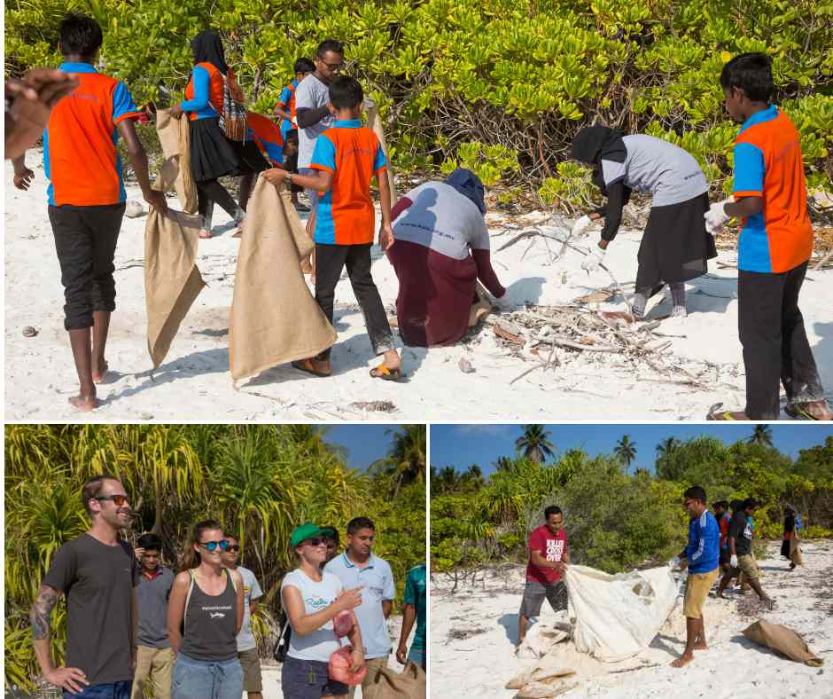 Ozeankind® e.V. project Maldives