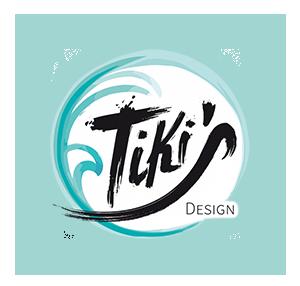 tikis design logo ozeankind