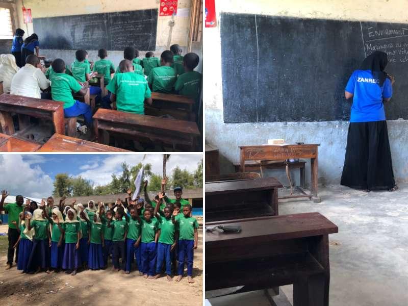 Kinder-Umweltprojekt
